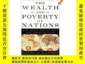 二手書博民逛書店The罕見Wealth and Poverty of Natio