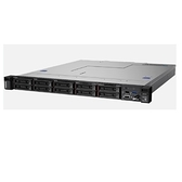 【含600G 10K*2】Lenovo SR250 (7Y51A02ACN) 1U機架式伺服器(2.5吋)【Intel Xeon E-2134 / 8GB / Raid-0/1/5/50】