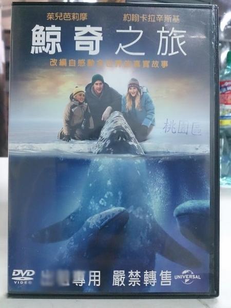 挖寶二手片-Y75-020-正版DVD-電影【鯨奇之旅 Big Miracle】-茱兒芭莉摩 約翰卡拉辛斯
