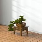 客廳花架子落地式陽臺花架置物架實木室內綠蘿花架簡約花幾花盆架 LX 韓國時尚週 免運