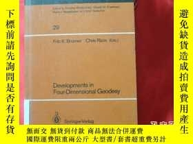 二手書博民逛書店Lecture罕見Notes in Earth Sciences