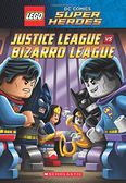LEGO DC SUPER HEROES#1:JUSTICE LEAGUE VS. BIZARRO LEAGUE