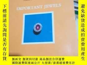 二手書博民逛書店IMPORTANT罕見JEWELSY314398