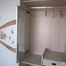 ( 促銷95折 ) 衣櫃內裝推拉鏡旋轉穿衣鏡子內置軌道全身隱形折疊家用伸縮試衣鏡