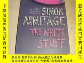 二手書博民逛書店The罕見White StuffY17030