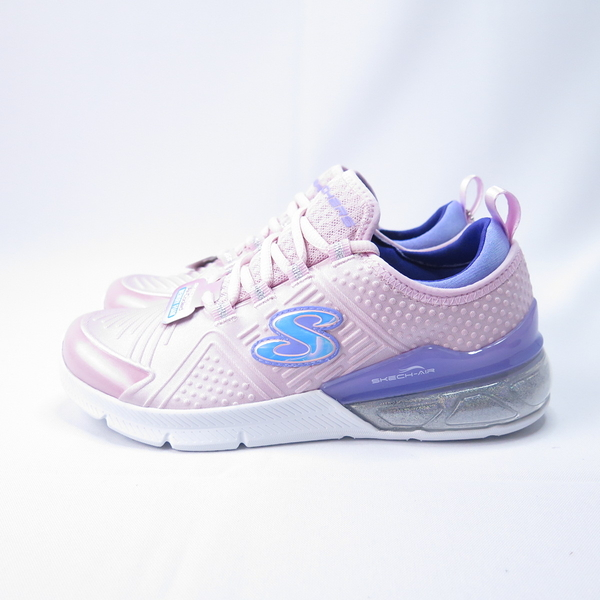Skechers SPARKLE-OPTICAL SHINE 中童鞋 302004LPKPW 粉紫【iSport愛運動】