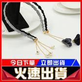 [24hr-快速出貨] 日韓 百搭 清新 髮飾品 簡約 假耳環 髮箍 花朵 珍珠 吊墜 時尚