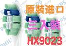 HX9023 清除牙菌斑刷頭