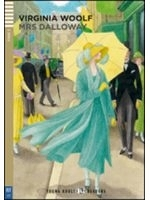 二手書博民逛書店 《Young Adult Eli Readers - English: Mrs Dalloway + CD》 R2Y ISBN:9788853613011