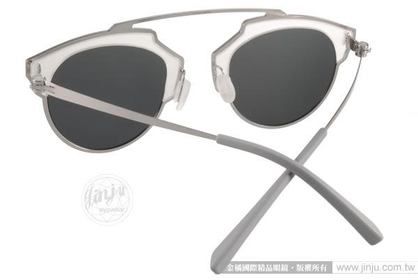 VYCOZ 太陽眼鏡 DICA SIL-SILVER (銀) 2016新款 時尚熱銷貓眼偏光水銀鏡面款  # 金橘眼鏡