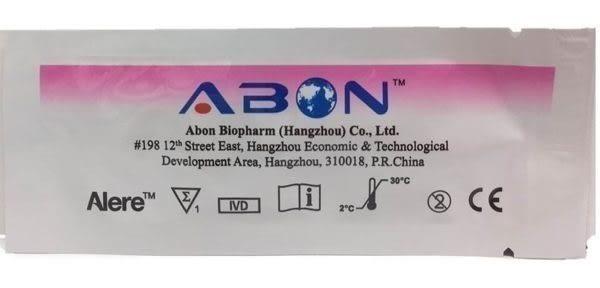 【艾博ABON】驗孕試紙*10張