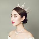 新款韓式新娘頭飾大氣