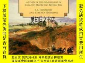 二手書博民逛書店【罕見】1995年出版 The Village Labourer 1760-1832. A Study of th