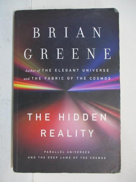 【書寶二手書T1/心理_DO3】The Hidden Reality: Parallel Universes and the…