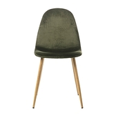 Actona威爾瑪餐椅橄欖綠