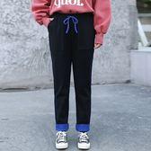 中大尺碼~氣質雙面呢長褲(XL~4XL)