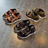 男童涼鞋2018新款1-3歲正韓小孩寶寶鞋夏季兒童涼鞋軟底小童鞋子 全館免運