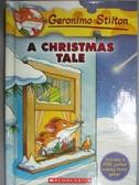 【書寶二手書T7/原文小說_MCJ】A Christmas Tale_Stilton, Geronimo/ Rope,