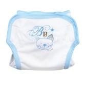 奇哥 貓咪透氣尿褲 6個月/藍 99元(現貨2組)