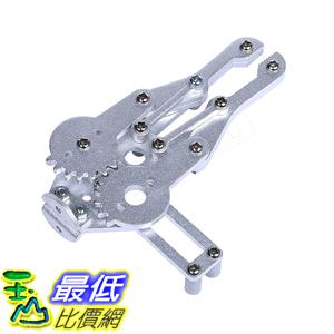 [107玉山最低比價網] 機械手爪子機械臂手臂全金屬6自由度機械臂配件舵機控制機器人