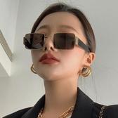 搞怪墨鏡女ins大臉顯瘦歐美復古2020年新款鏡韓版潮網紅眼鏡 台北日光
