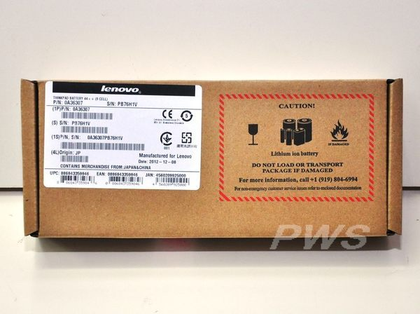 [富廉網] Lenovo ThinkPad X220 X220i X230 X230i 9cell 原廠電池
