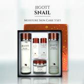 韓國 JIGOTT 蝸牛彈力禮盒5件組【櫻桃飾品】【28445】