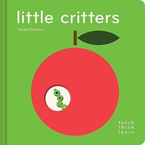 Touch Think Learn:Little Critters 小動物 厚紙硬頁認知書