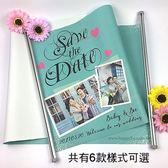 幸福婚禮小物❤客製化照片簽名綢❤簽名绸/簽名簿/婚禮佈置/簽到紀念