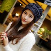 一件免運-化療帽冬季月子帽孕婦帽產後加厚透氣產婦帽時尚百搭正韓秋冬款保暖防風