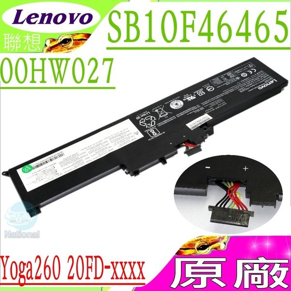 LENOVO 00HW027,SB10F46465 (原廠)-聯想 ThinkPad Yoga 260 ,Yoga 260-20FD,00HW026,SB10F46464