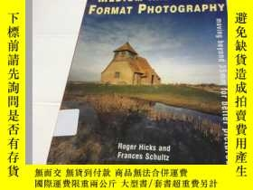 二手書博民逛書店MEDIUM罕見AND LARGE FORMAT PHOTOGRAPHY大幅面攝影Y407874