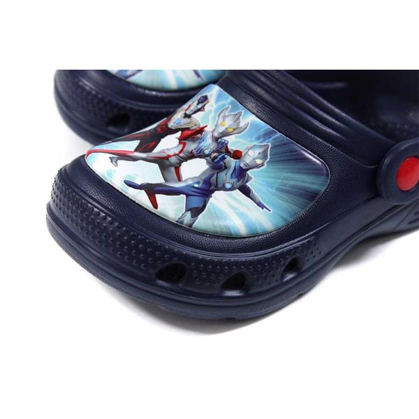超人力霸王 休閒鞋 花園鞋 童鞋 深藍色 中童 UM0291 no888