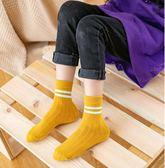 兒童襪子純棉秋冬中筒襪男童女童3-5-7歲9中大童冬季加厚寶寶襪子  提拉米蘇