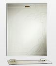 【麗室衛浴】化妝鏡 LS-012 晶雕藝...