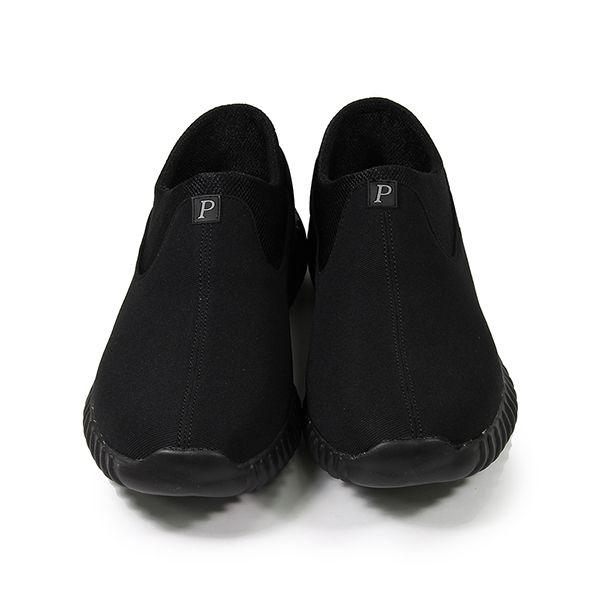 SM POLO 套式休閒鞋 黑 男