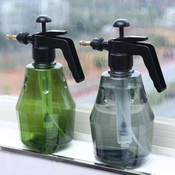 大容量多肉澆水壺種花器碰淋室內噴瓶澆花瓶噴頭壓力灑噴霧器花卉