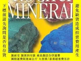 二手書博民逛書店DK罕見Eyewitness Rock and Mineral