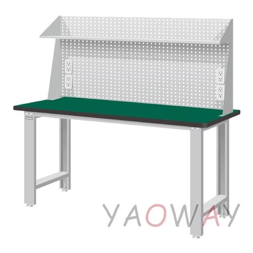 【耀偉】天鋼 上架組(耐衝擊)工作桌WB-57N5 (工作台,工業桌,機台桌)