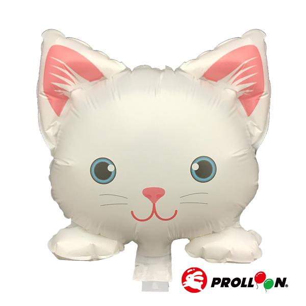 【大倫氣球】迷你貓咪氣球10隻組 MINI CAT BALLOON PE球 喵星人 情人節 畢業典禮 婚禮小物 日本製