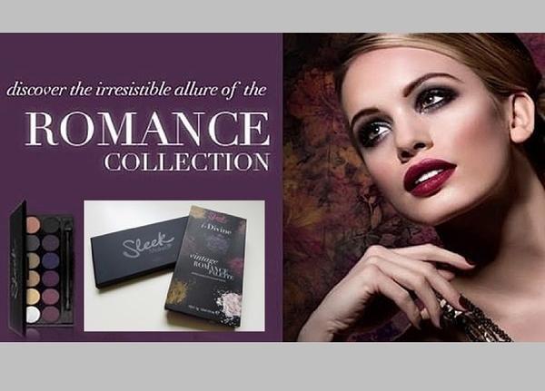 英國 sleek Vintage Romance 復古浪漫141# 12色礦物眼影盤 專業彩妝 新限量盤