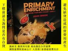 二手書博民逛書店Primary罕見Enrichment (精裝大開本,有光盤)Y