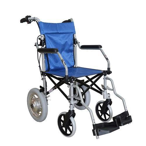 收折材積最小的電動旅行輪椅~新上市