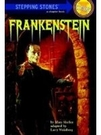 博民逛二手書《Frankenstein (Step-Up Classic Chi