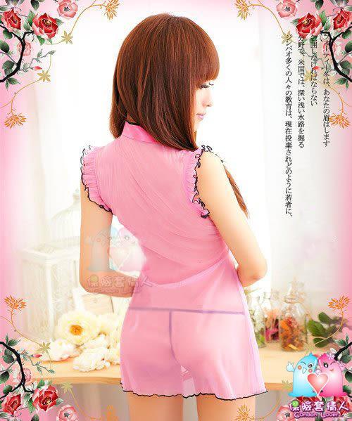 【愛愛雲端】粉嫩傾城!嬌媚二件式貼身旗袍 R8NA11030193