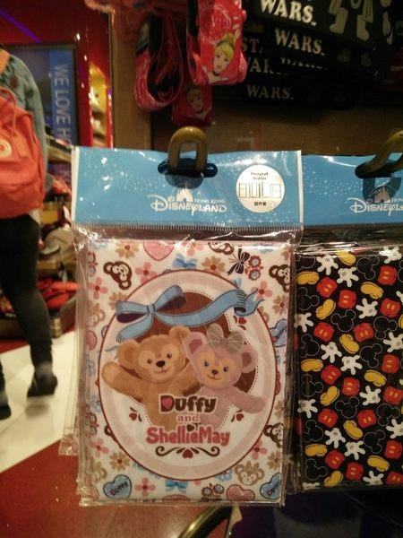 【香港迪士尼代購】達菲 雪莉玫【環遊世界護照套證件套】附樂園指南+袋子 Duffy Shelliemay