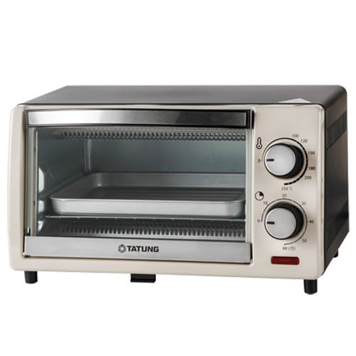 大同9L電烤箱TOT-904A【愛買】