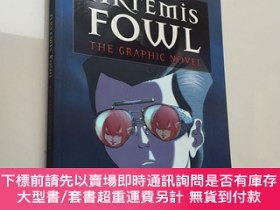 二手書博民逛書店Artemis罕見Fowl: The Graphic Novel 英文漫畫小說Y439265 Eoin Col