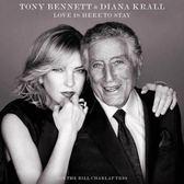 停看聽音響唱片】【CD】黛安娜克瑞兒與東尼班奈特:純愛年代