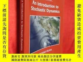 二手書博民逛書店An罕見Introduction to Stochastic D